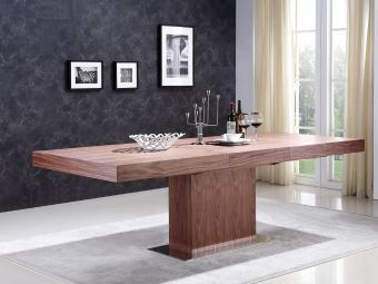 ✅ PONTE Dining Table in Walnut | VivaSalotti.com | pic8