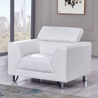 U8210 Chair Pluto White