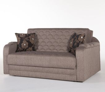 Ronaldo Sectional w/Sleeper and Storage