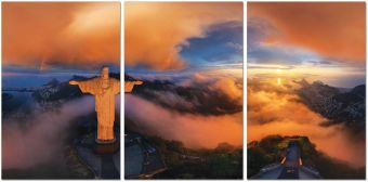 Wall Art Christ The Redeemer