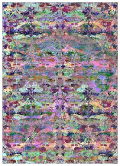 WATER LILIES - Limited Edition of 1 Artwork by Scott Gieske