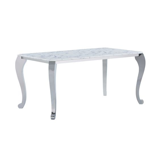 ✅ 110 Marble Dining Table by ESF | VivaSalotti.com | pic7