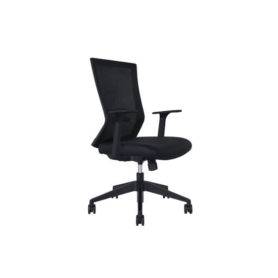 ✅ Rainbow Black Task Chair | VivaSalotti.com | pic1