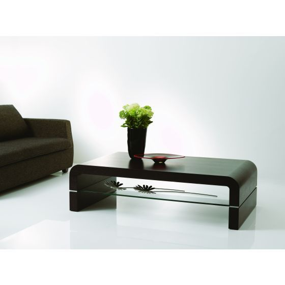 ✅ Modern Coffee Table 690, Dark Oak | VivaSalotti.com | pic1