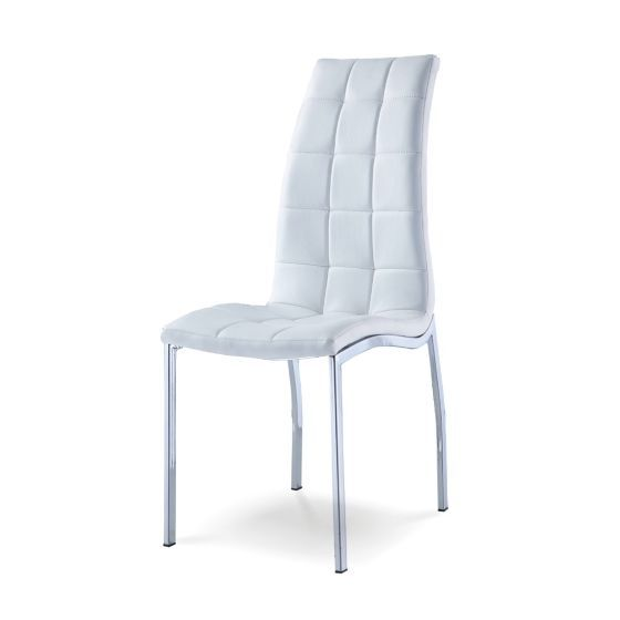 ✅ 365 Dining Chair White by ESF | VivaSalotti.com | pic1