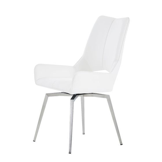 ✅ D4878DC-WH DINING CHAIR | VivaSalotti.com | pic1