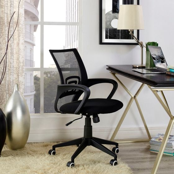 ✅ Twilight Office Chair (Black) | VivaSalotti.com | pic