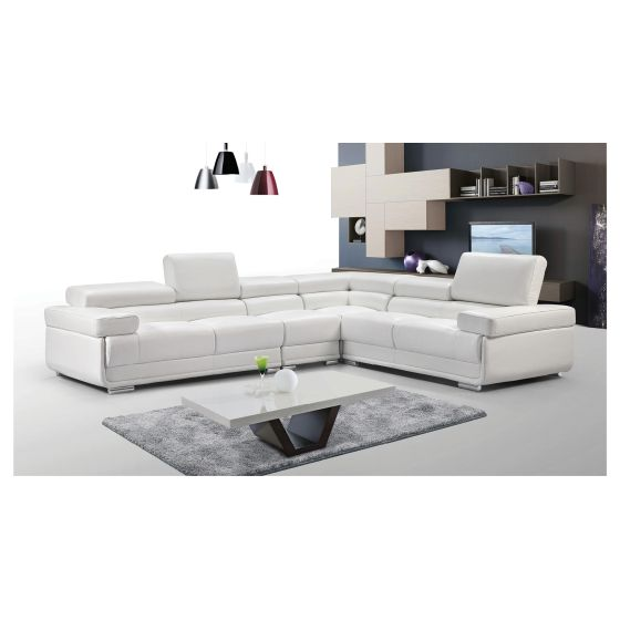 ✅ 2119 Right Sectional White by ESF | VivaSalotti.com | pic5
