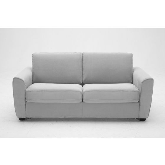 ✅ Marin Sofa Bed in Light Grey Fabric | VivaSalotti.com | pic