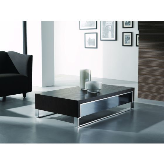 ✅ Modern Coffee Table 888, Dark Oak | VivaSalotti.com | pic1