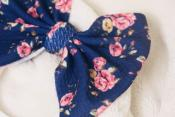 fabric bow on outpostle