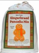 gingerbread pancake mix on outpostle