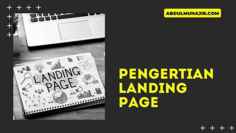 Apa Itu Landing Page dan Perbedaannya dengan Website