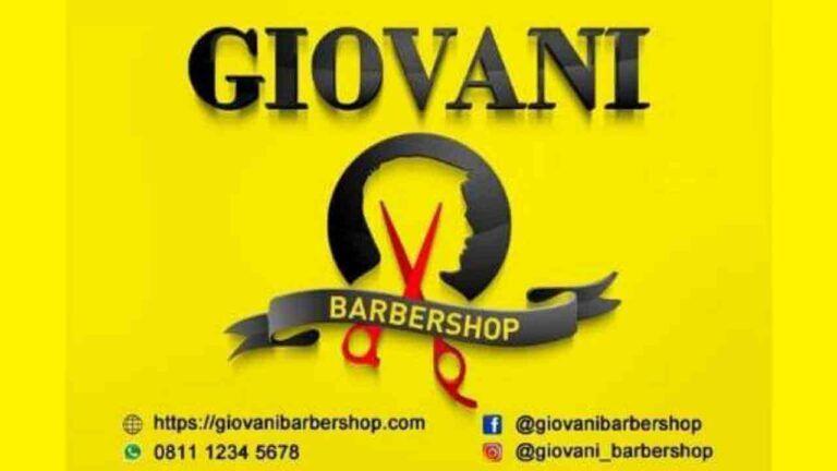 Mau Bisnis Barbershop? GIOVANI Barbershop Solusinya