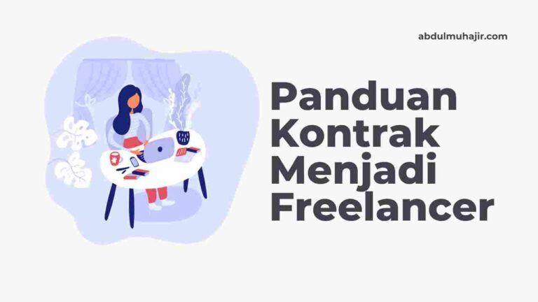 Panduan Kontrak Freelance agar Terhindar dari Kerja Rodi