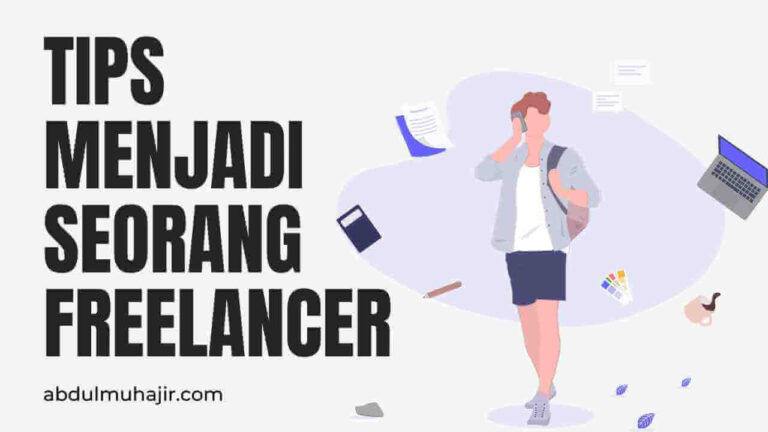 11 Tips Menjadi Freelancer untuk Pemula
