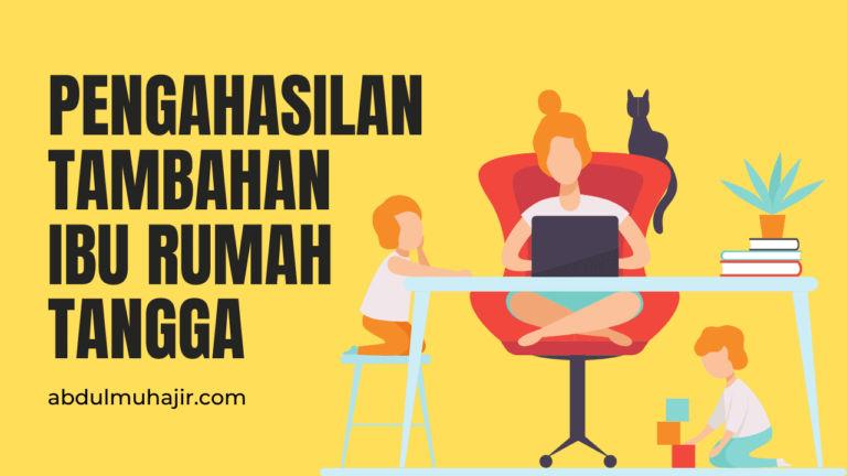 8 Cara Mendapatkan Penghasilan untuk Ibu-Ibu yang Bosan di Rumah