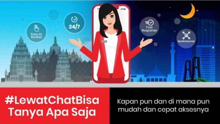 Tanya Veronika, Asisten Virtual Telkomsel yang Siap Melayani 24 Jam
