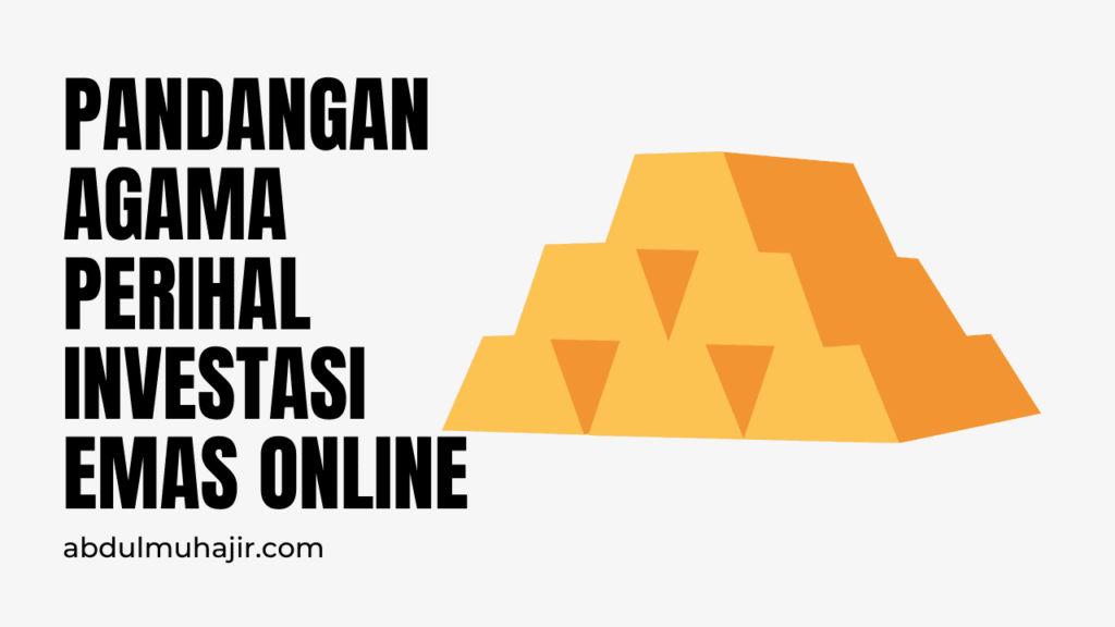 investasi emas online