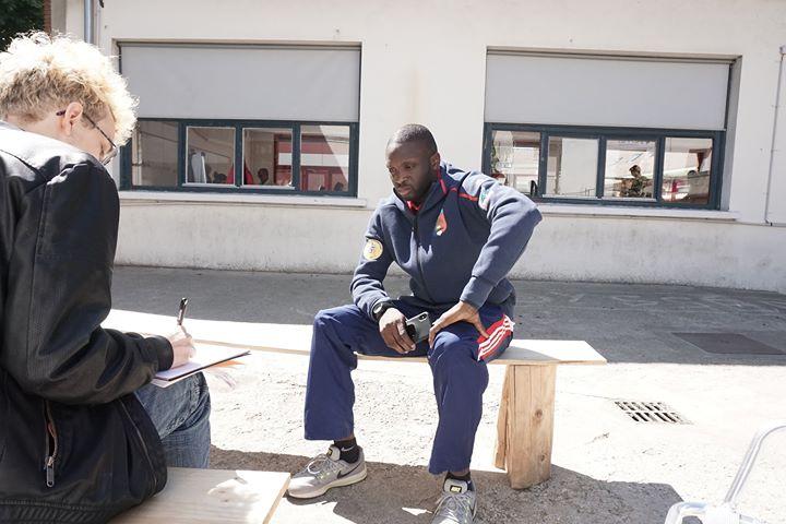 Moussa Tambadou interviewé