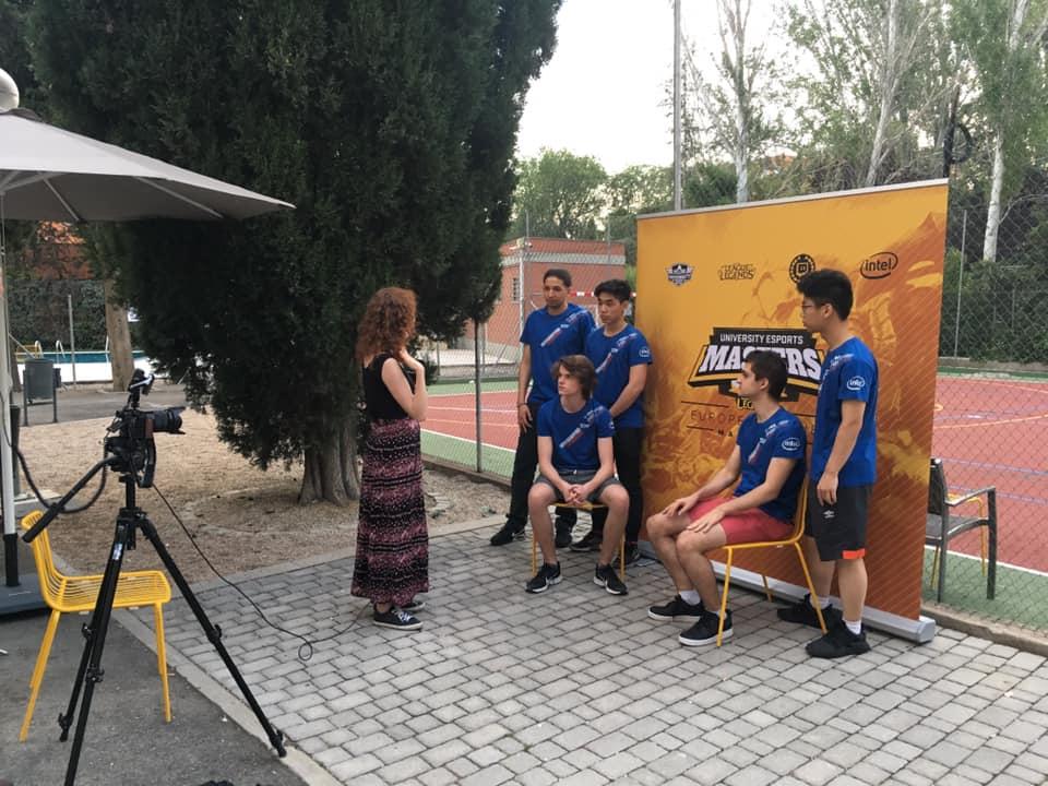 4eSport à Madrid