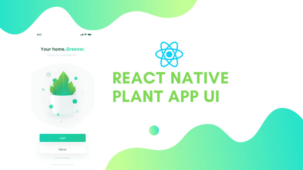 Image for React Native Plant App UI #12: Implementing Sliders and Toggles