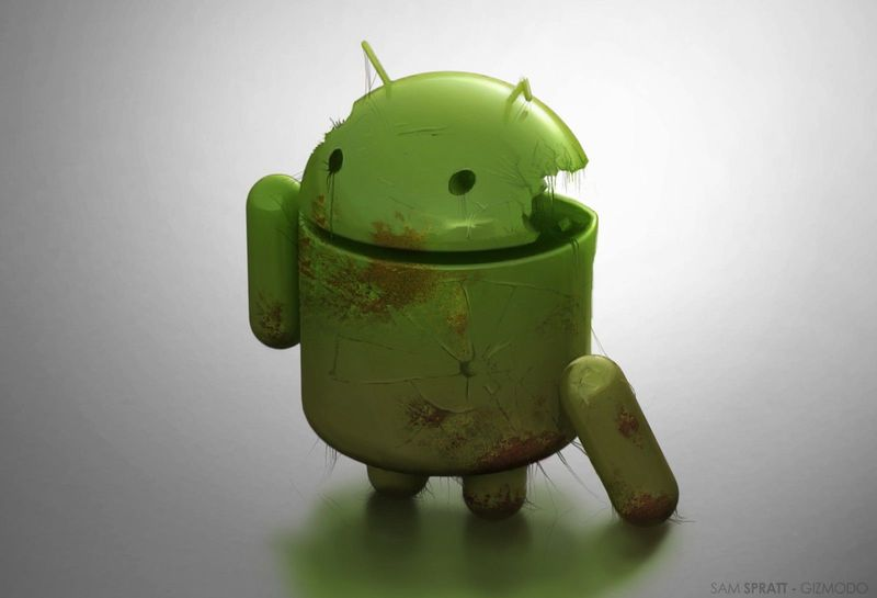 This Android VM bug causes interned strings to be handled incorrectly