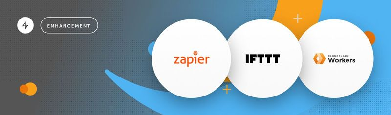 Ably adds native integrations for Zapier, IFTTT, and Cloudflare Workers