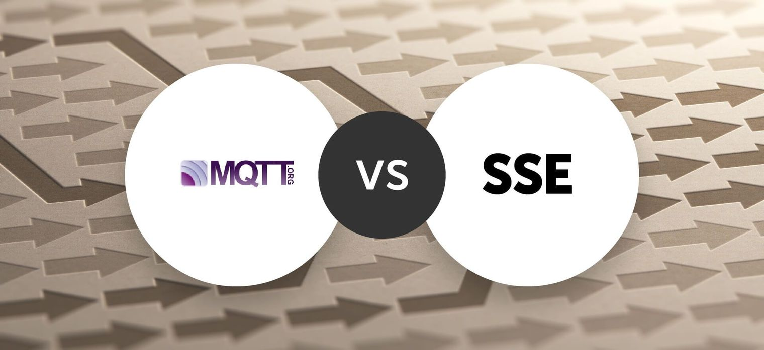 MQTT vs Server-Sent Events (SSE)