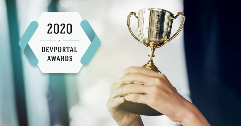 Ably wins two 2020 Devportal Awards