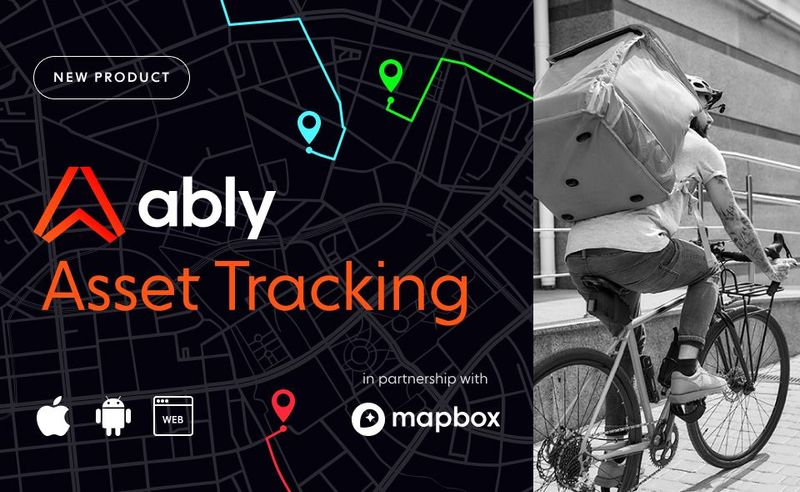Introducing Ably Asset Tracking - public beta now available