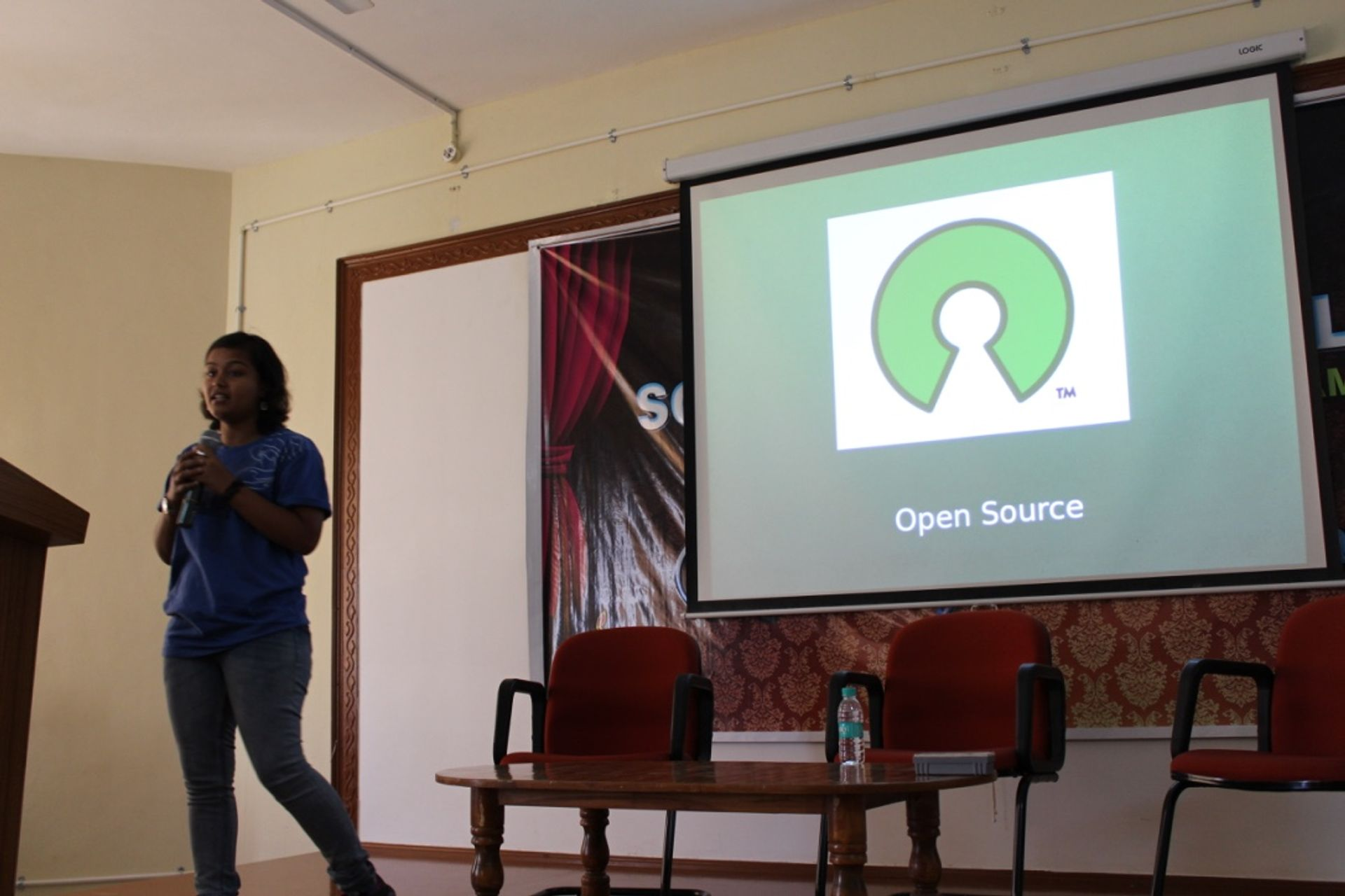 Open source event image 1