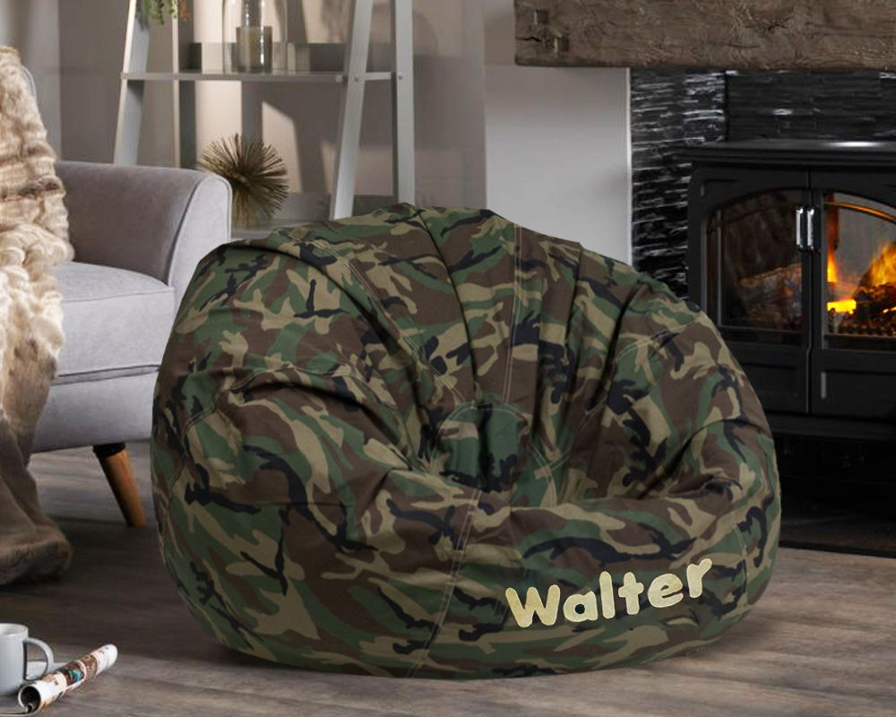 customized bean bag chair for kids and adults