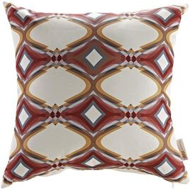 Modway Outdoor Patio Pillow, Repeat