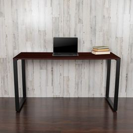 Commercial Grade Industrial Style Office Desk - 55