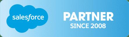 Salesforce Partner since 2008