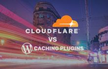 Cloudflare vs WordPress Premium Caching Plugins