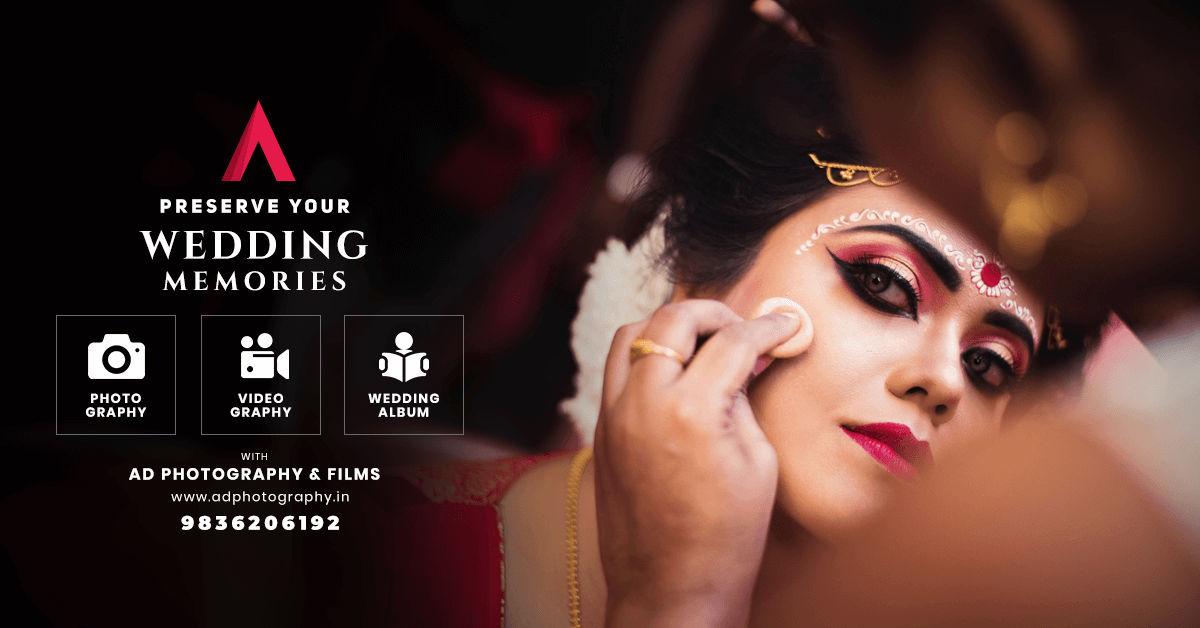 Best wedding photography in Kolkata