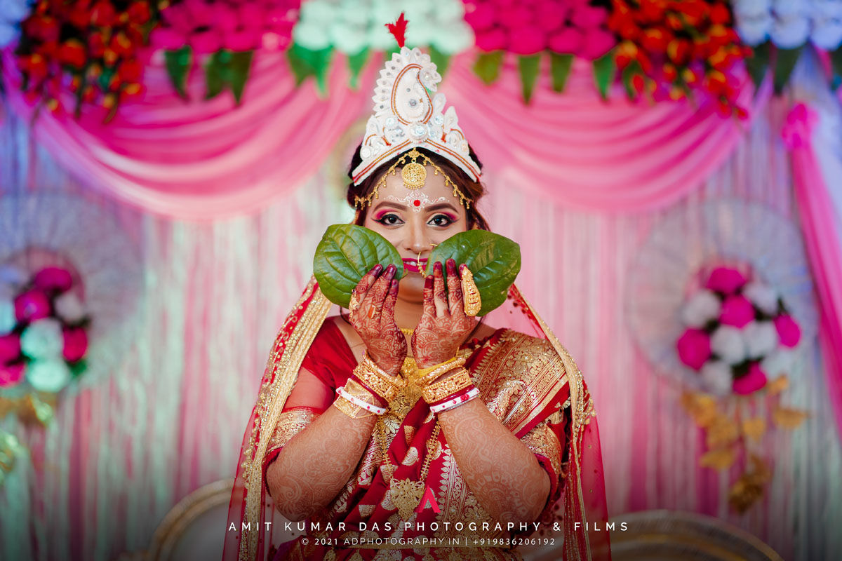 Hunting a good Wedding Photographer in Kolkata is very important