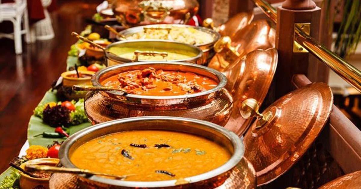 bengali wedding food