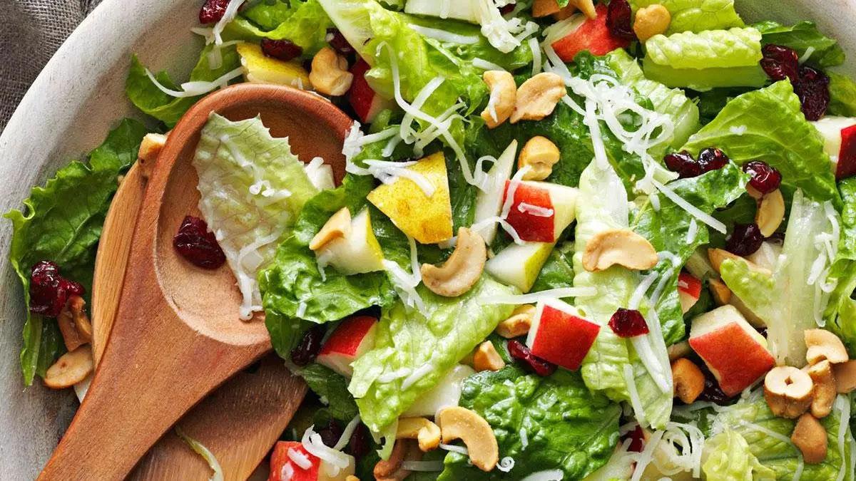 Salads wedding food