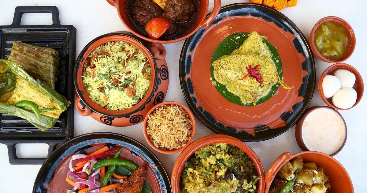 The Food bengali new year