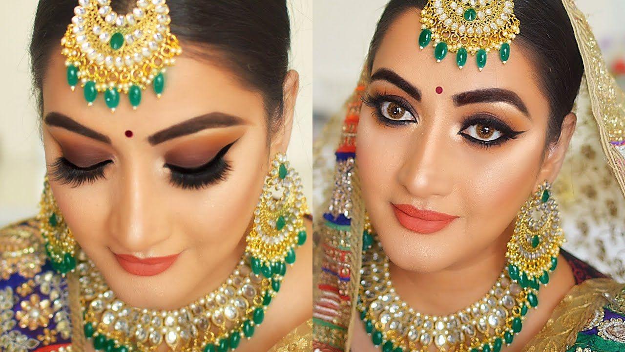Smokey Eye Look Latest Makeup Trends for Weddings