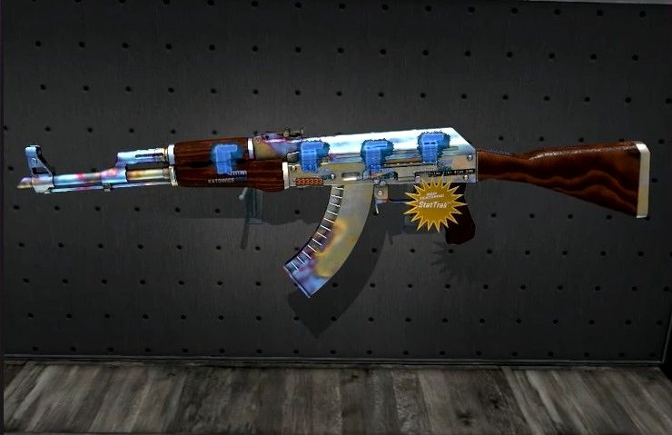 Most expensive CSGO skin in the world - $150,000