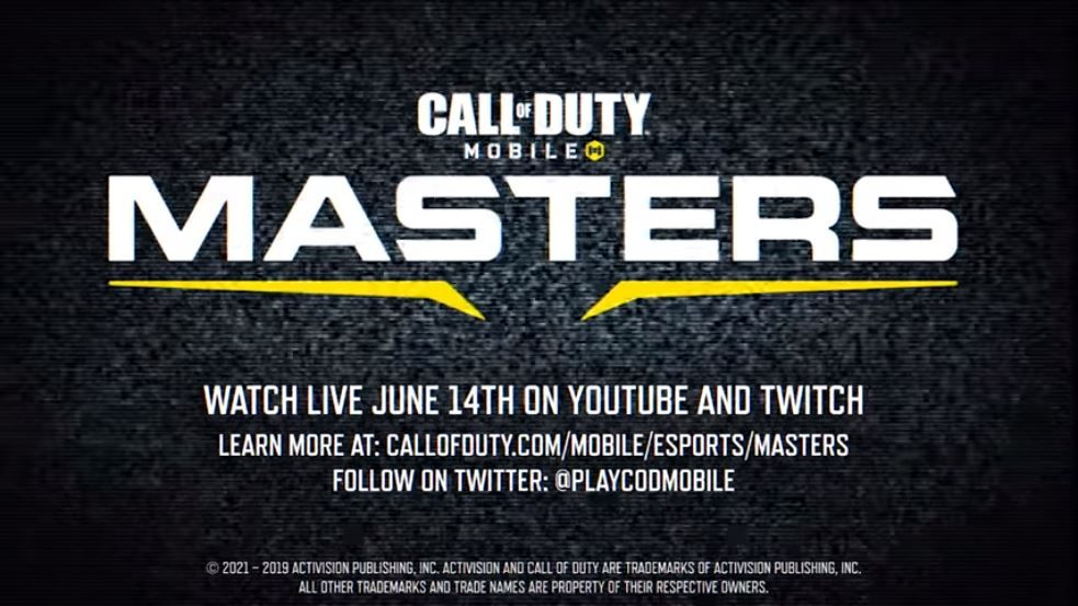 COD Mobile-Masters Announced With 100k Prize Pool