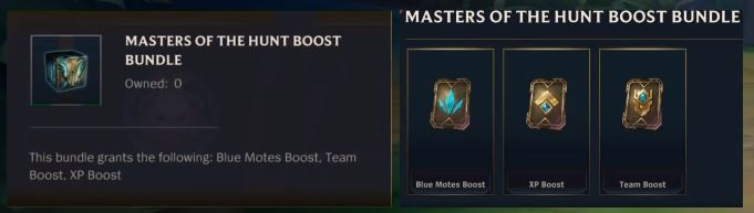 Wild Rift Masters of the Hunt Event Rewards Leaked