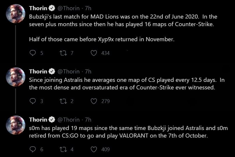Thorin analyzes Bubzkji in Astralis