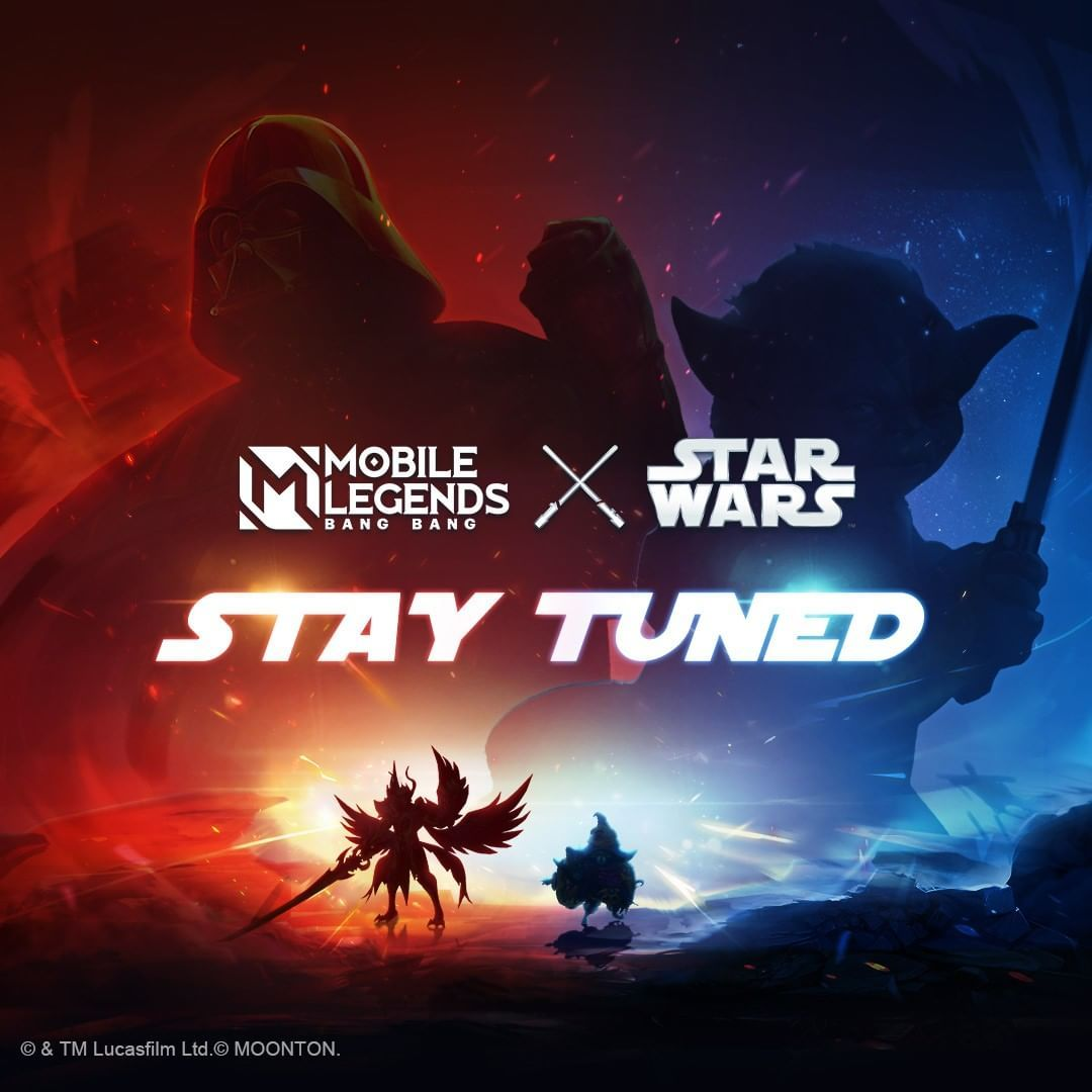 Mobile Legends x Star Wars Collaboration Officially Announced