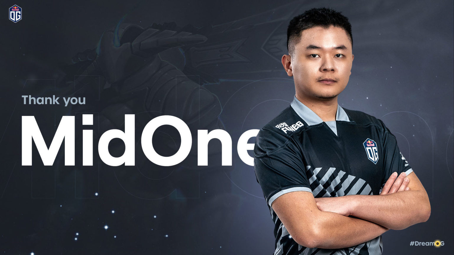 MidOne's exit from OG