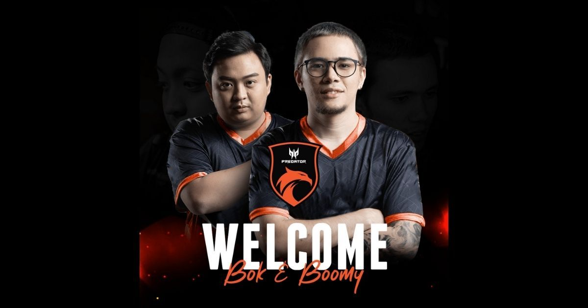 Bok and Boomy's addition to TNC's roster